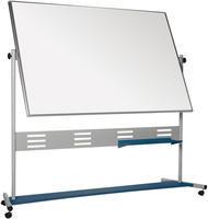 Bi-Office Evo Magnetic Mobile Whiteboard 1200x900mm QR5203BU-0