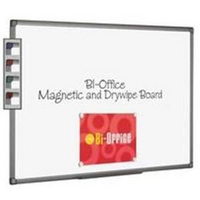 Bi-Office Magnetic Whiteboard 1200x900mm MB1406186-0