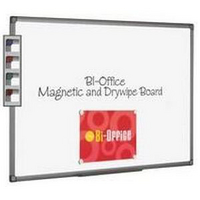 Bi-Office Magnetic Whiteboard 600x900mm MB0706186-0
