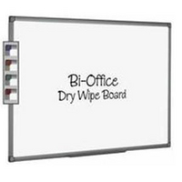 Bi-Office Dry Wipe Whiteboard 1800x1200mm MB8512186-0
