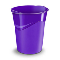 CEP Pro Gloss Waste Bin Purple 280G-0