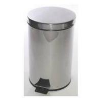Stainless Steel Pedal Bin 12L Silver KCO568W12-0