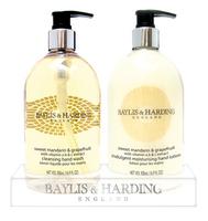 Bayliss Harding Mandarin Grapefruit Tray VBHBM2BTLMG-0