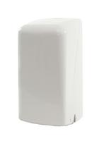 2Work Twin Toilet Roll Dispenser White KMON503-0