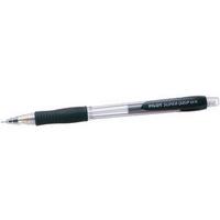 Pilot Super Grip Pencil Black 506101201 Pk12