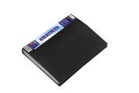 Rexel Display Book A4 60-Pocket Black 10565Black