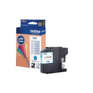 Brother Cyan Inkjet Cartridge LC223C-0