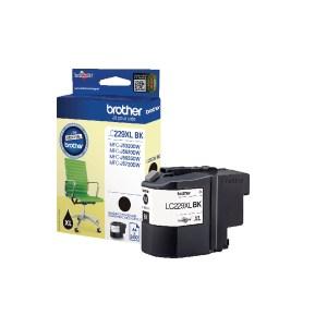 Brother Black Inkjet Cartridge XL LC229XLBK-0