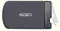 Freecom Tough Drive 1TB USB External Hard Disk Drive Black 56057-0