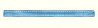 Helix Ruler 18 inch/450mm Shatterproof L28040-0