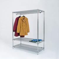 Garment Hanging Rail 2448S Static 366046-0