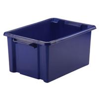Strata Storemaster Maxi Crate 32L Blue HW046-BLUE-0
