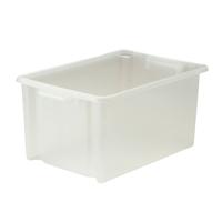 Strata Jumbo Storemaster Box 48.5L Clear HW048-CLEAR-0