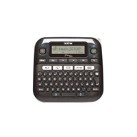 Brother P-Touch PT-D210VP Desktop Label Printer Black PTD210VP-0