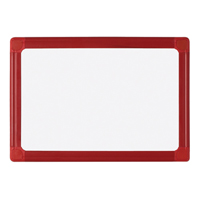 Bi-Office Portable Whiteboard 210 x 300mm MB80841036-0