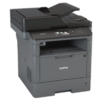 Brother Mono Multifunction Laser Printer DCP-L5500DN Grey DCP-L5500DN-0