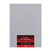 Canon Photo Paper Pro Platinum A2 20 Sheets 2768B067 Pack of 20-0