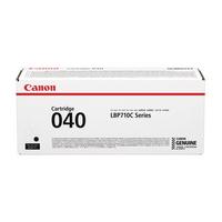 Canon 040 Black Laser Toner Cartridge 0460C001-0