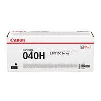 Canon 040H Black Laser Toner Cartridge High Yield 0461C001-0
