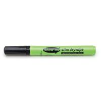 Showme Teacher Drywipe Marker Asstd Pk4-0