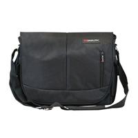 Monolith Motion II Courier Messenger Bag Black 3203-0