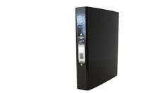 IXL Selecta A4 Ring Binder Black 462222 Pk10