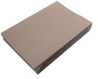 Concord 180gsm Square Cut Folder Light-weight Foolscap Buff 41202 Pk100