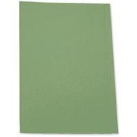 Concord 270gsm Square Cut Folder Medium-weight Foolscap Green 43204 Pk100