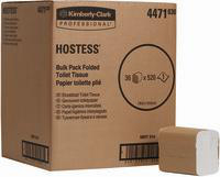 Hostess Bulk PkToilet Tissue White Pk36 4471