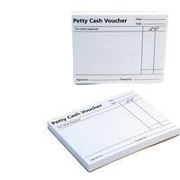 Q-Connect Petty Cash Voucher Pad Pk10