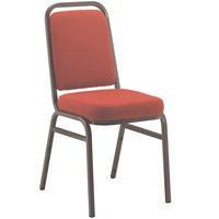 Arista Banqueting Chair Claret KF03338