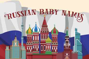 Moscow - Russian baby names