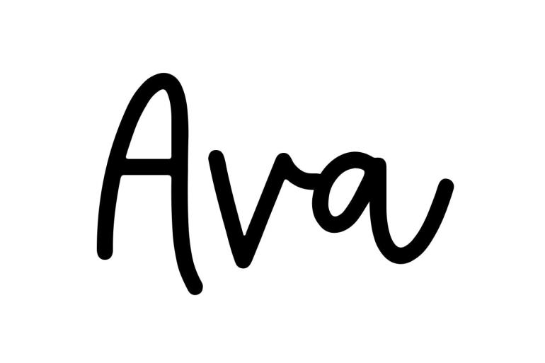 About the baby nameAva, at Click Baby Names.com
