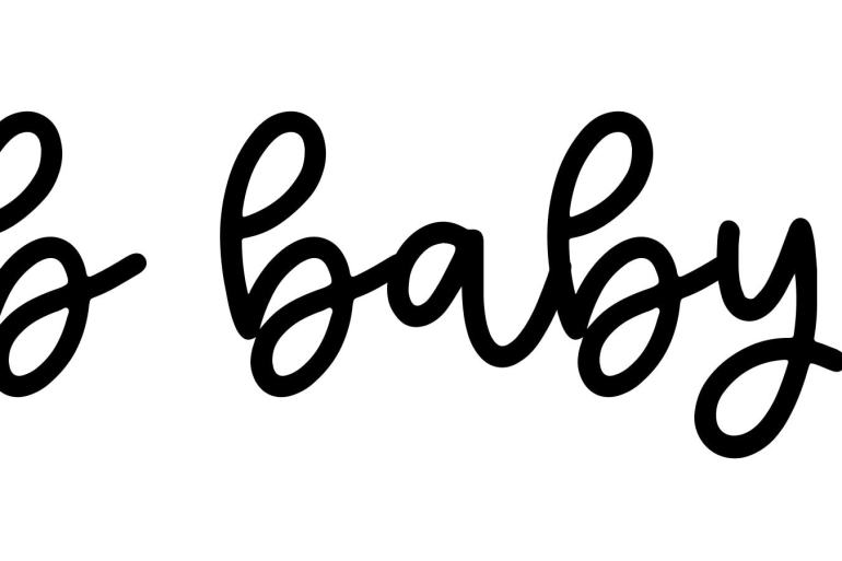 About the baby nameCeleb baby boy names: N & O, at Click Baby Names.com