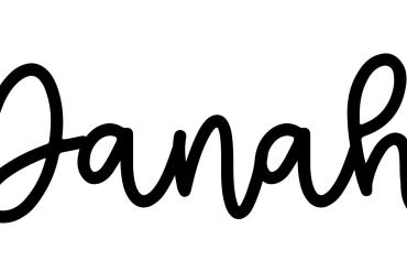 About the baby nameDanah, at Click Baby Names.com