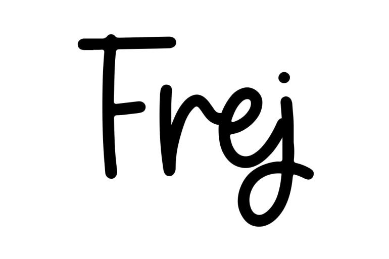 About the baby name Frej, at Click Baby Names.com