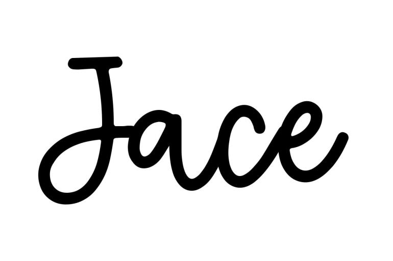 About the baby nameJace, at Click Baby Names.com