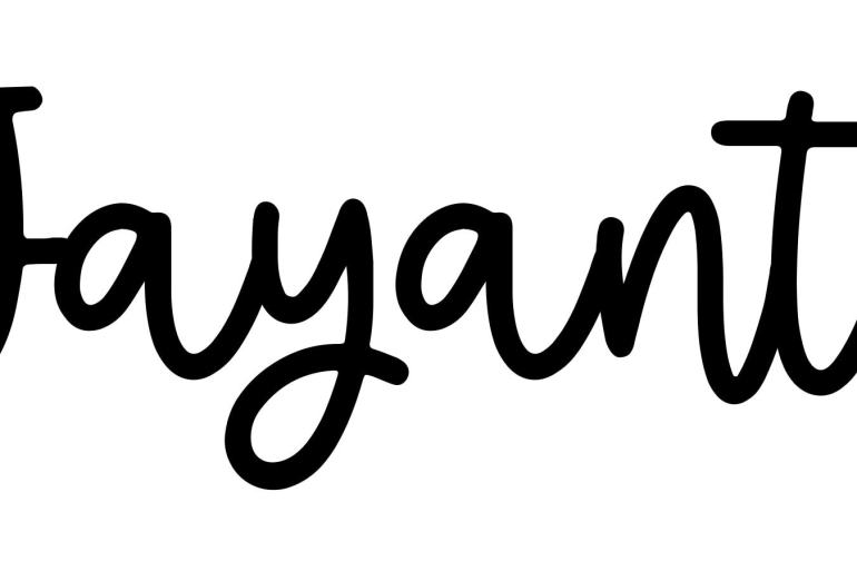 About the baby nameJayanti, at Click Baby Names.com