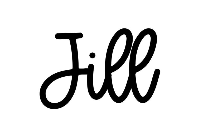 About the baby name Jill, at Click Baby Names.com