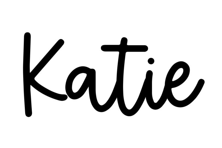 About the baby name Katie, at Click Baby Names.com