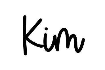 About the baby nameKim, at Click Baby Names.com