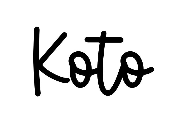 About the baby nameKoto, at Click Baby Names.com