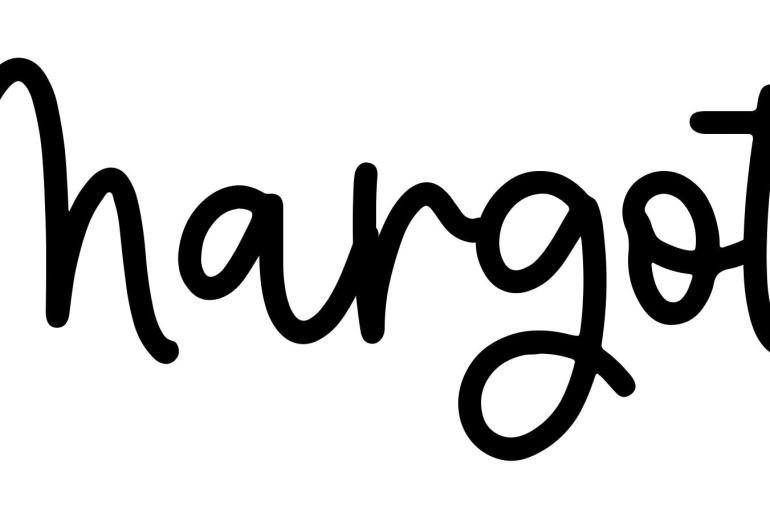 About the baby name Margot, at Click Baby Names.com