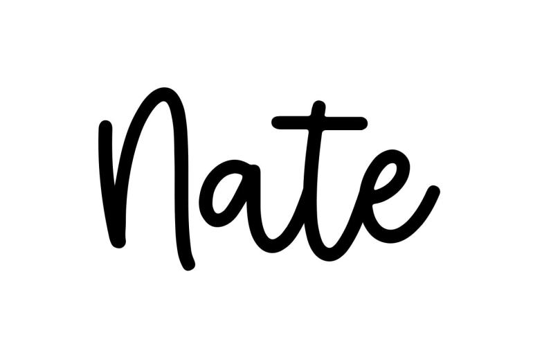 About the baby nameNate, at Click Baby Names.com