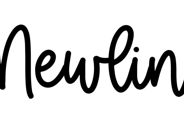 About the baby nameNewlin, at Click Baby Names.com