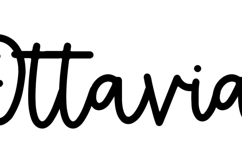 About the baby name Ottavia, at Click Baby Names.com