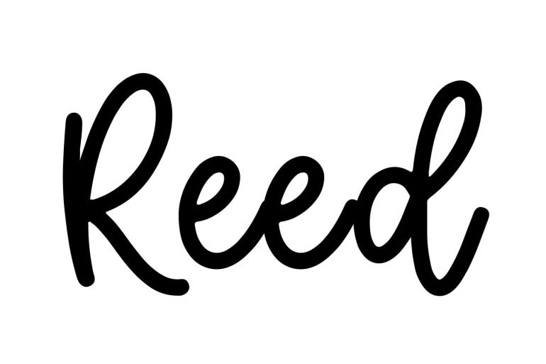 About the baby name Reed, at Click Baby Names.com