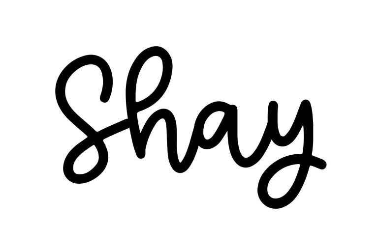 About the baby name Shay, at Click Baby Names.com