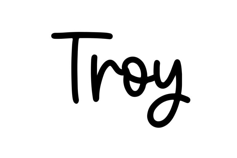 About the baby nameTroy, at Click Baby Names.com