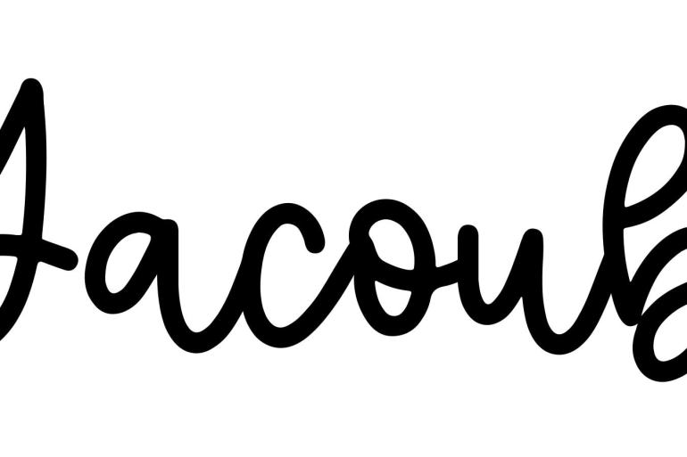 About the baby name Yacoub, at Click Baby Names.com
